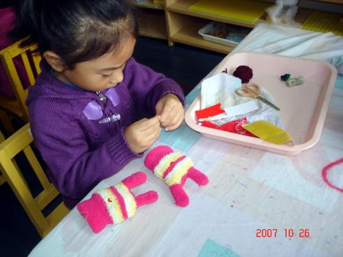 手套娃娃(燕都园)