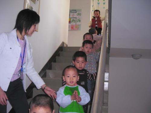 我的幼儿园生活剪影