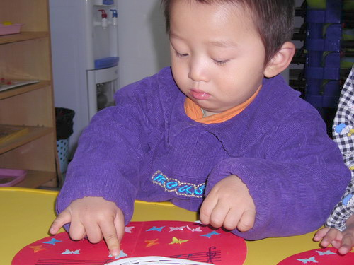 儿童折纸大全张贺卡