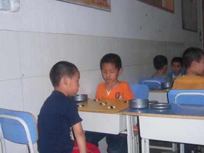 幼儿园棋社结构游戏图片