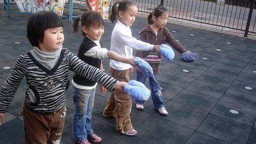 幼儿园体育活动是幼儿教育活动