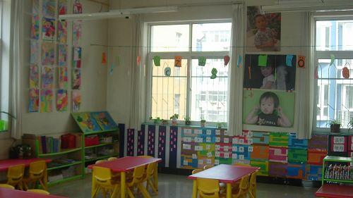 学前班教室墙面布置_学前班墙面布置图片,学前班教室墙面设计图片;