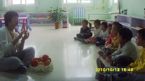 欢乐音乐课堂——小蚂蚁搬木材(博爱园)