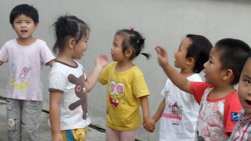 我的幼儿园我的好朋友(苏州园)