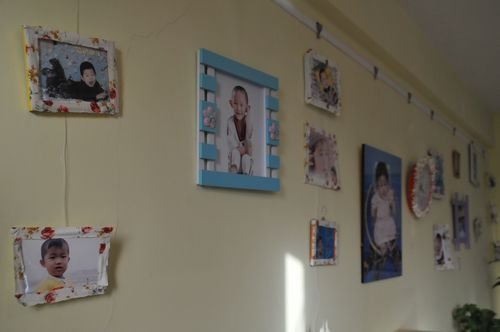 蒙氏幼儿园墙面设计