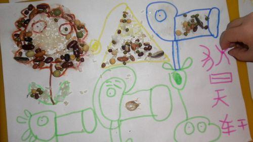 瓜子壳粘贴画图片大全,孕妇能吃瓜子吗