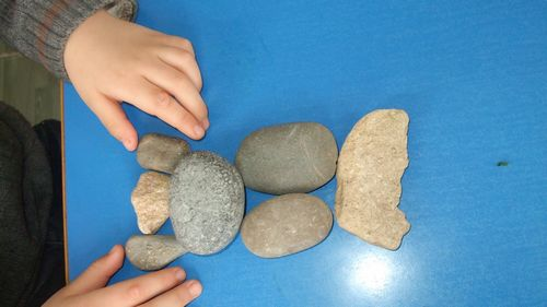 石头之拼画 - 未来强者婴幼儿智力开发园