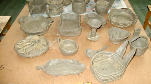 陶艺杯子制作步骤
