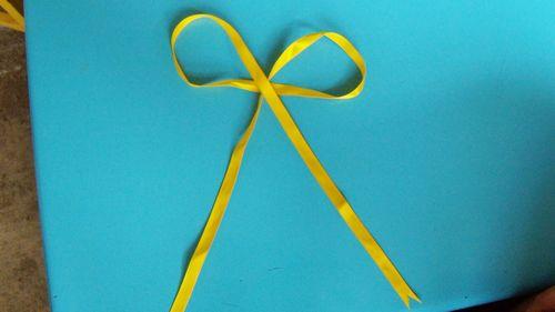 我们还用绳子拼了各种各样的图形