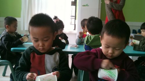 手工制作——太阳花(世纪名园) - 未来强者婴幼儿智力