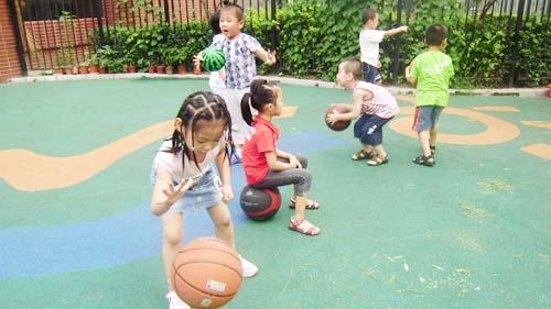 球儿拍拍,强者跳跳(春江园)-未来球儿婴幼儿智越南自行出游攻略图片