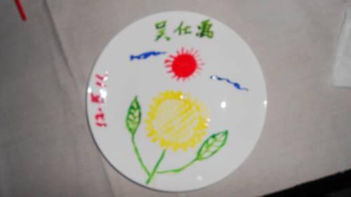 漂亮的盘子