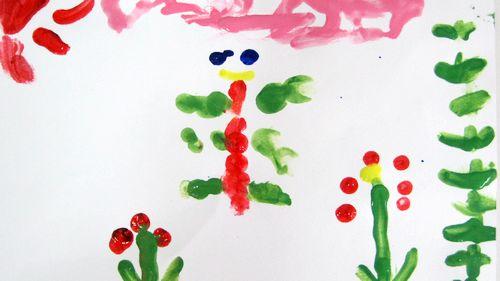 儿童手指画作为幼儿绘画的一种表现形式,更能让孩子充分地表达