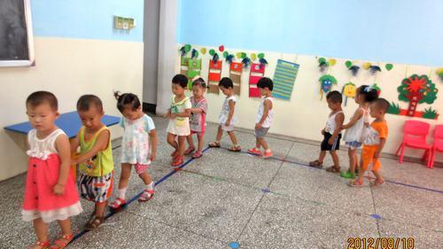 快乐的幼儿园生活(新华园)