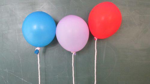 各种长气球做法图解