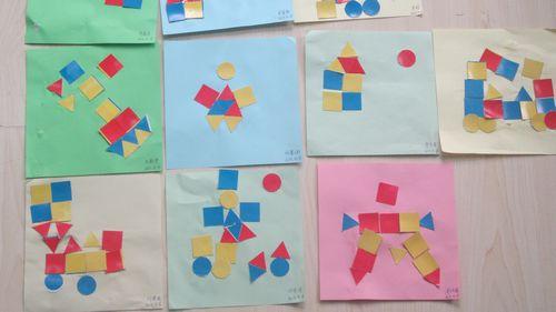 三角形,圆形,正方形图片