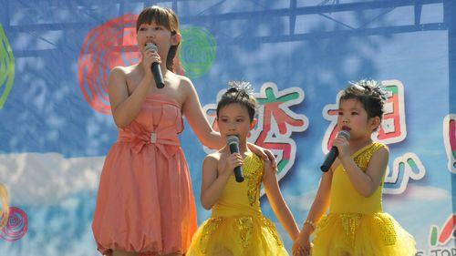 歌曲《最好的未来》 -欢庆 六一 放飞童年 未来强者婴幼儿智力开发园