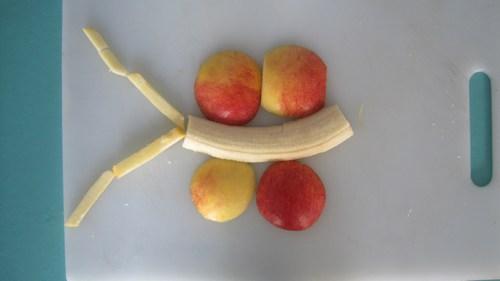创意水果拼盘(世纪名园)