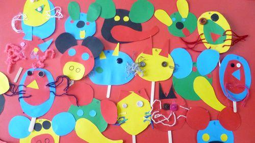 主题活动-和动物玩游戏(书香园)