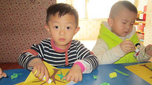 柳树姑娘 - 未来强者婴幼儿智力开发园