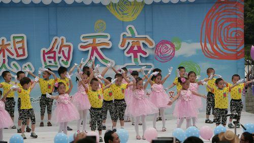 请欣赏腾飞一班小朋友带来的舞蹈《一个小不点》