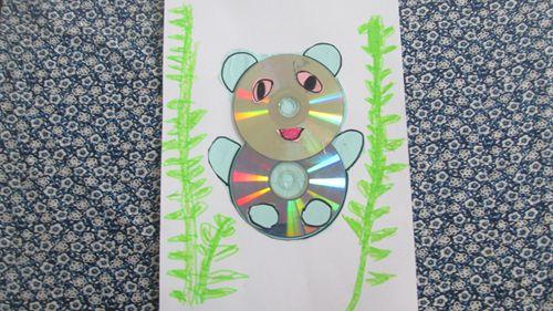 幼儿环保简笔画