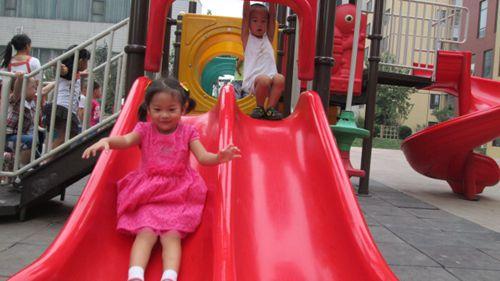 我上幼儿园啦 - 未来强者婴幼儿智力开发园