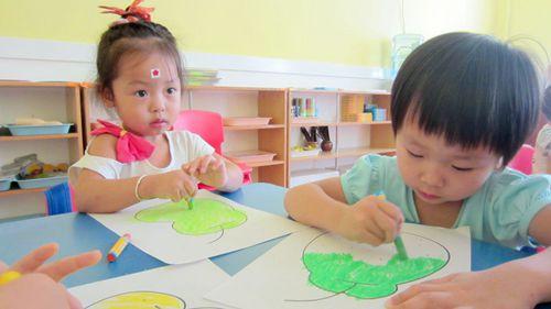 我的幼儿园生活(水木) - 未来强者婴幼儿智力开发园