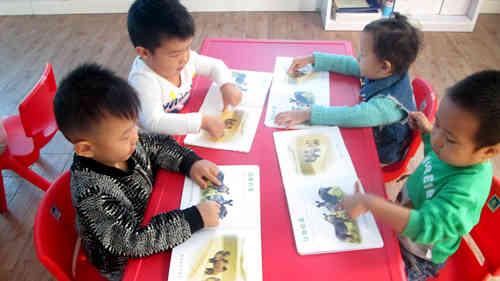 动物的家 - 未来强者婴幼儿智力开发园