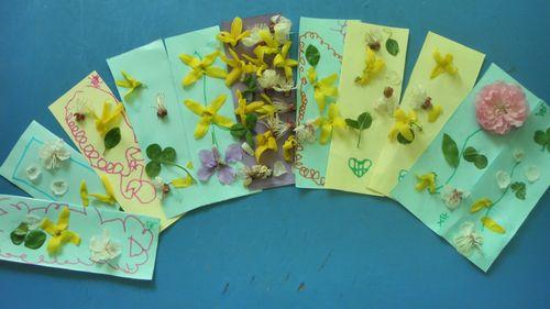花瓣书签(金城园)
