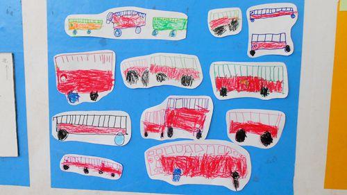 公共汽车高清图片