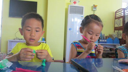 泥塑制作方法儿童