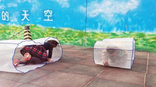我是小小坦克兵(西焦园)-未来强者婴幼儿攻略广州香港到番禺自助游智力图片