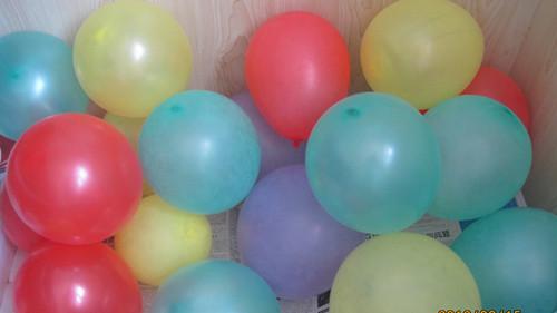 水果气球碰碰乐 - 未来强者婴幼儿智力开发园
