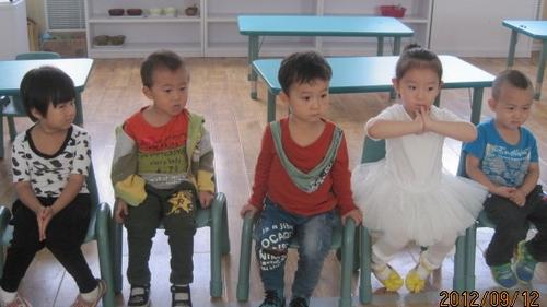 小乌龟上幼儿园 - 未来强者婴幼儿智力开发园