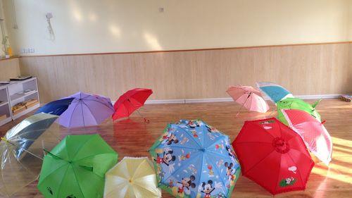 伞花朵朵开
