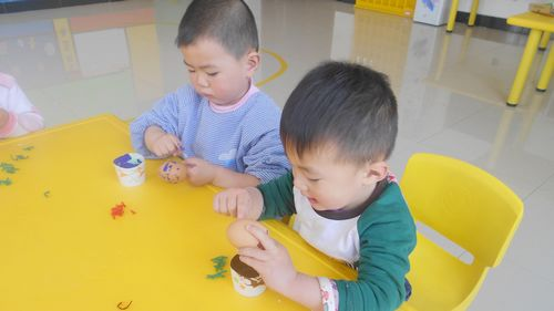 装扮蛋宝宝 - 未来强者婴幼儿智力开发园