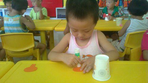 可爱的大象 - 未来强者婴幼儿智力开发园
