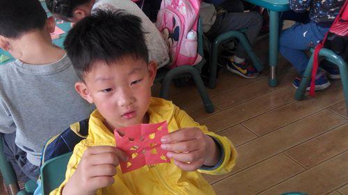 教小孩剪纸的步骤图片